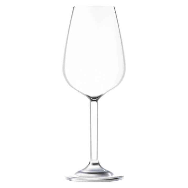 Red Wine Glass PNG.