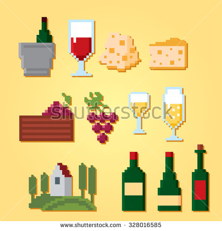 Wine Growing Stock Vectors & Vector Clip Art.