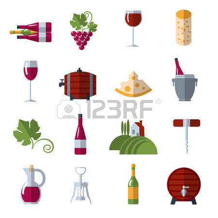 448 Wine Growing Stock Vector Illustration And Royalty Free Wine.