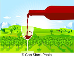 Wine growing Clipart and Stock Illustrations. 755 Wine growing.