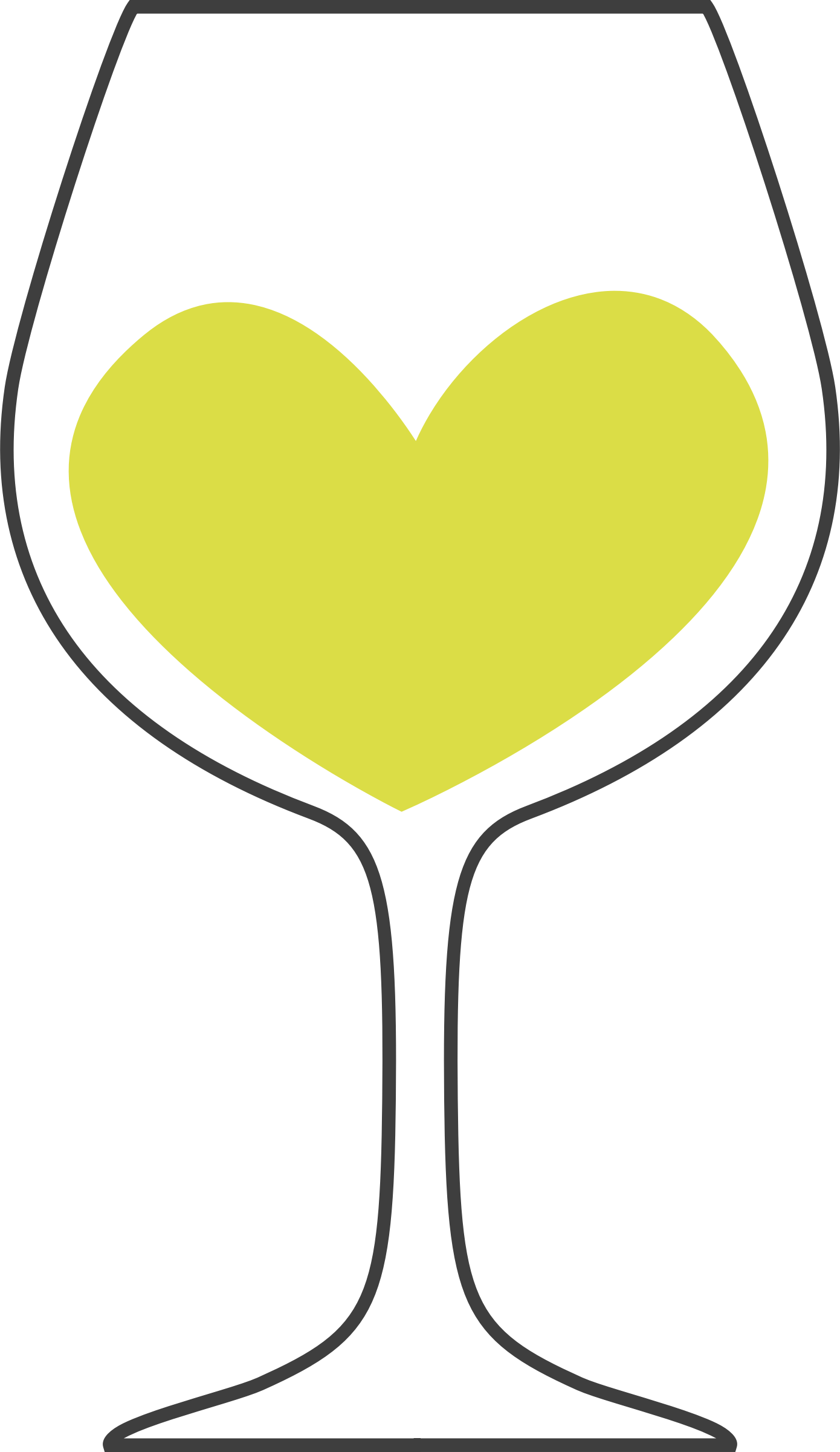Heart clipart wine, Heart wine Transparent FREE for download.