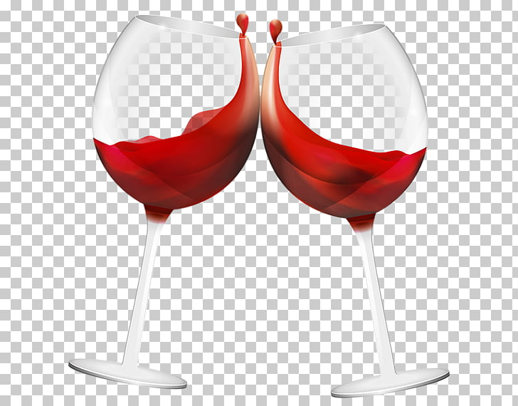 Wine Happy Birthday Wish Greeting & Note Cards, glass heart.