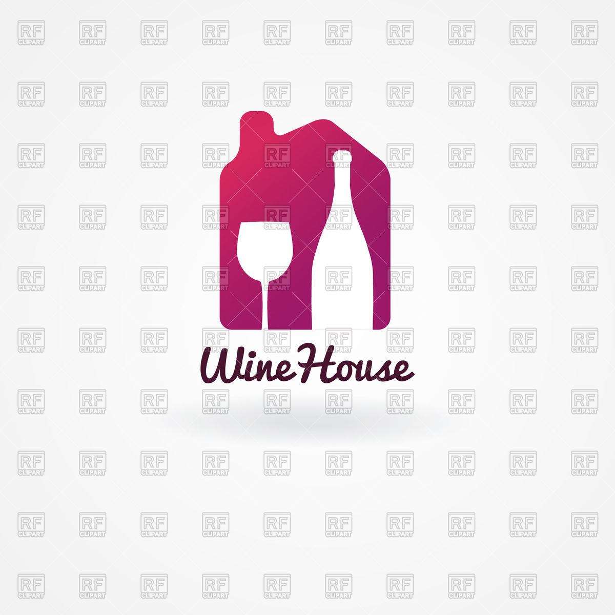 Winery or wine house icon Vector Image #80185.