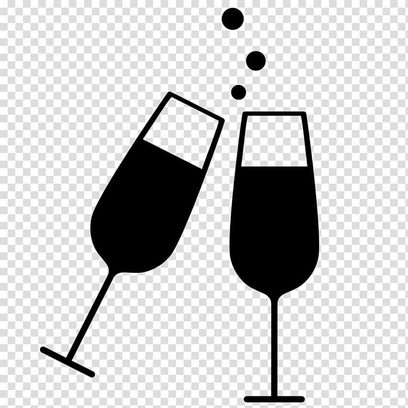 Wine Computer Icons Toast , toast transparent background PNG.