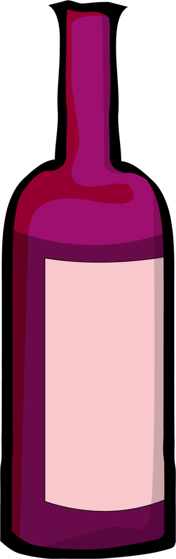 Clipart bottles of wine.