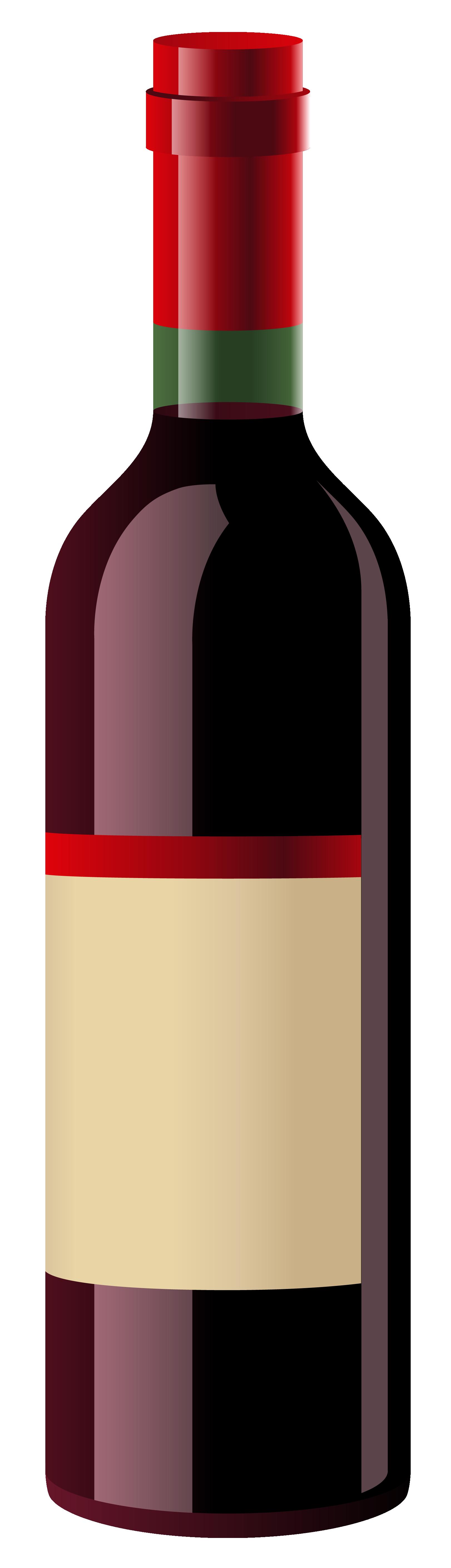 Wine bottle clipart clipground for Wine bottle artwork