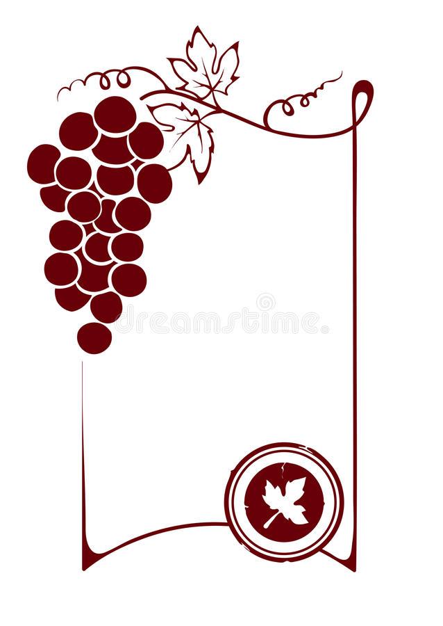 Wine Label Stock Illustrations.