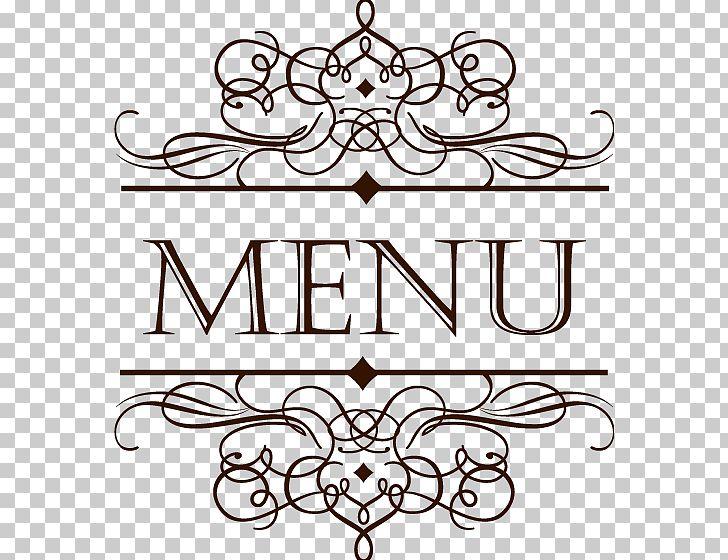 Menu Cafe Restaurant Wine List PNG, Clipart, Border Texture.