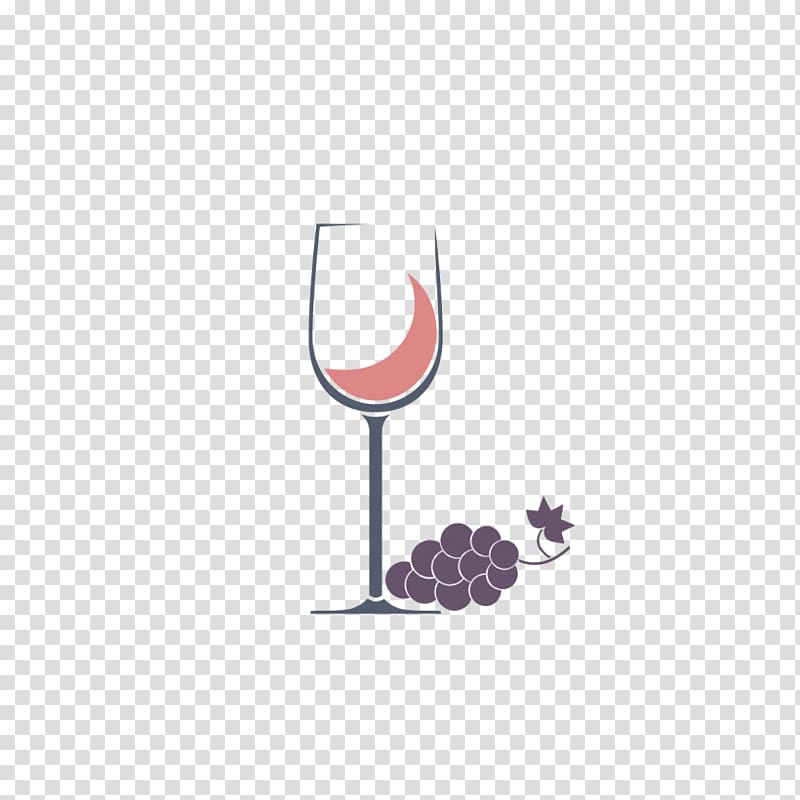 Wine glass Port wine Logo Stemware, wine transparent.