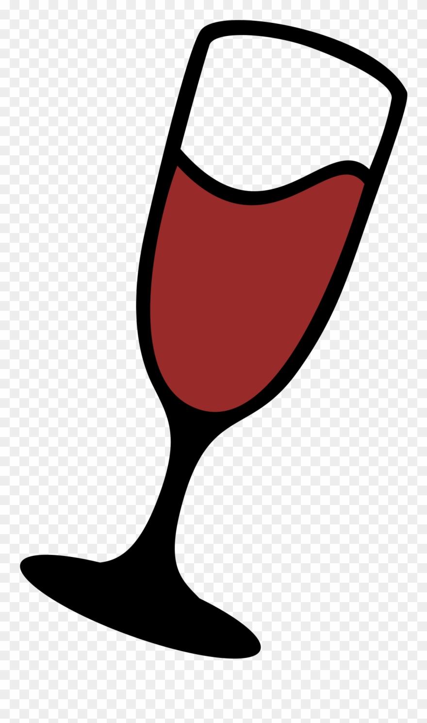 Wine Logo Clipart (#854359).
