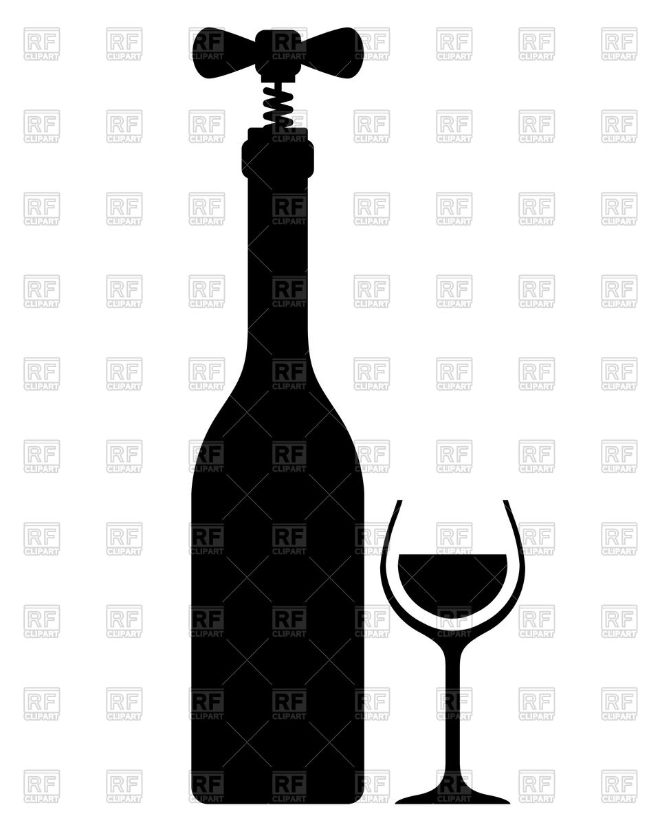 The best free Corkscrew silhouette images. Download from 12.