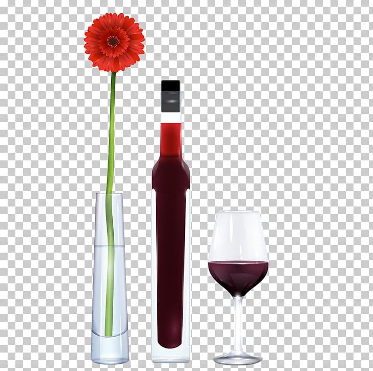 Red Wine Glass Bottle PNG, Clipart, Barware, Bottle.