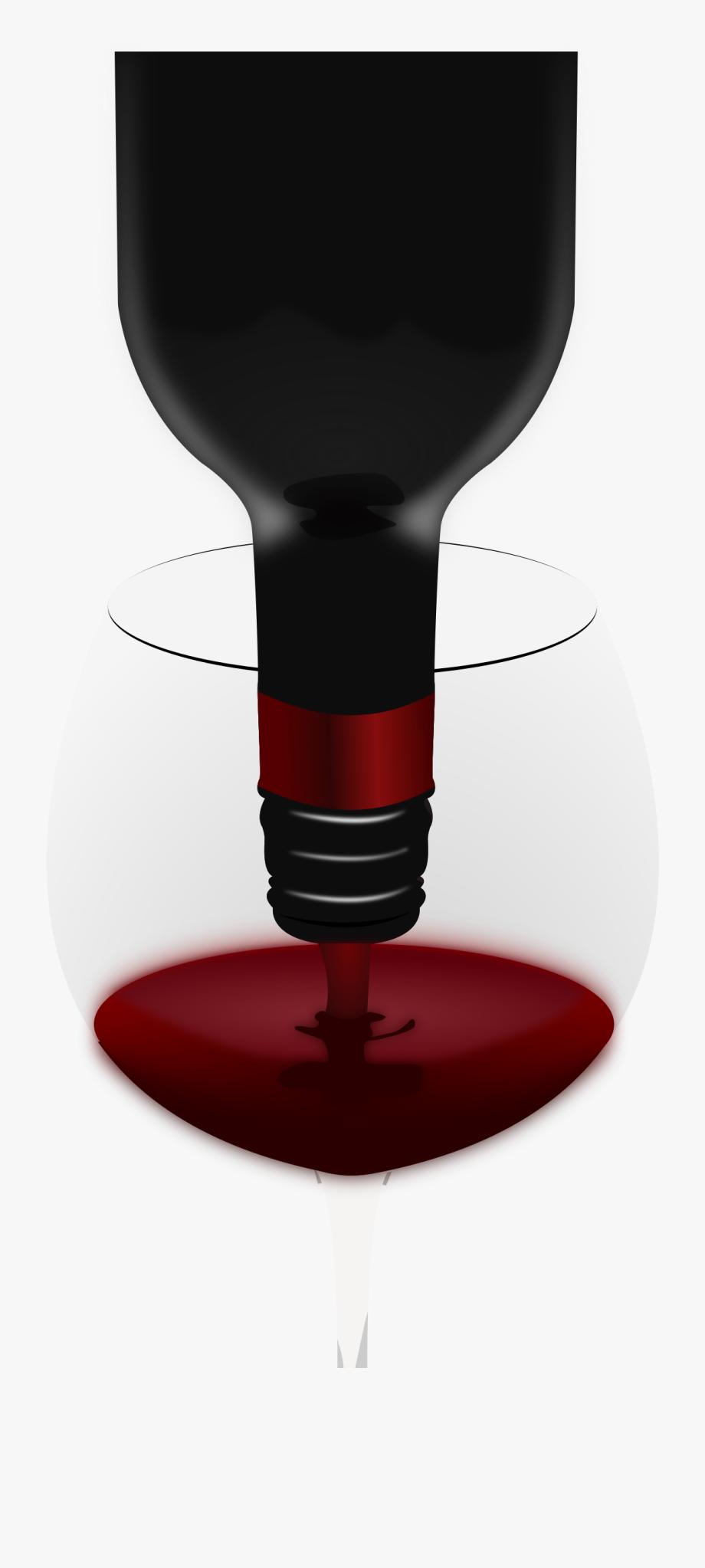 Bottle Of Wine Clip Arts.