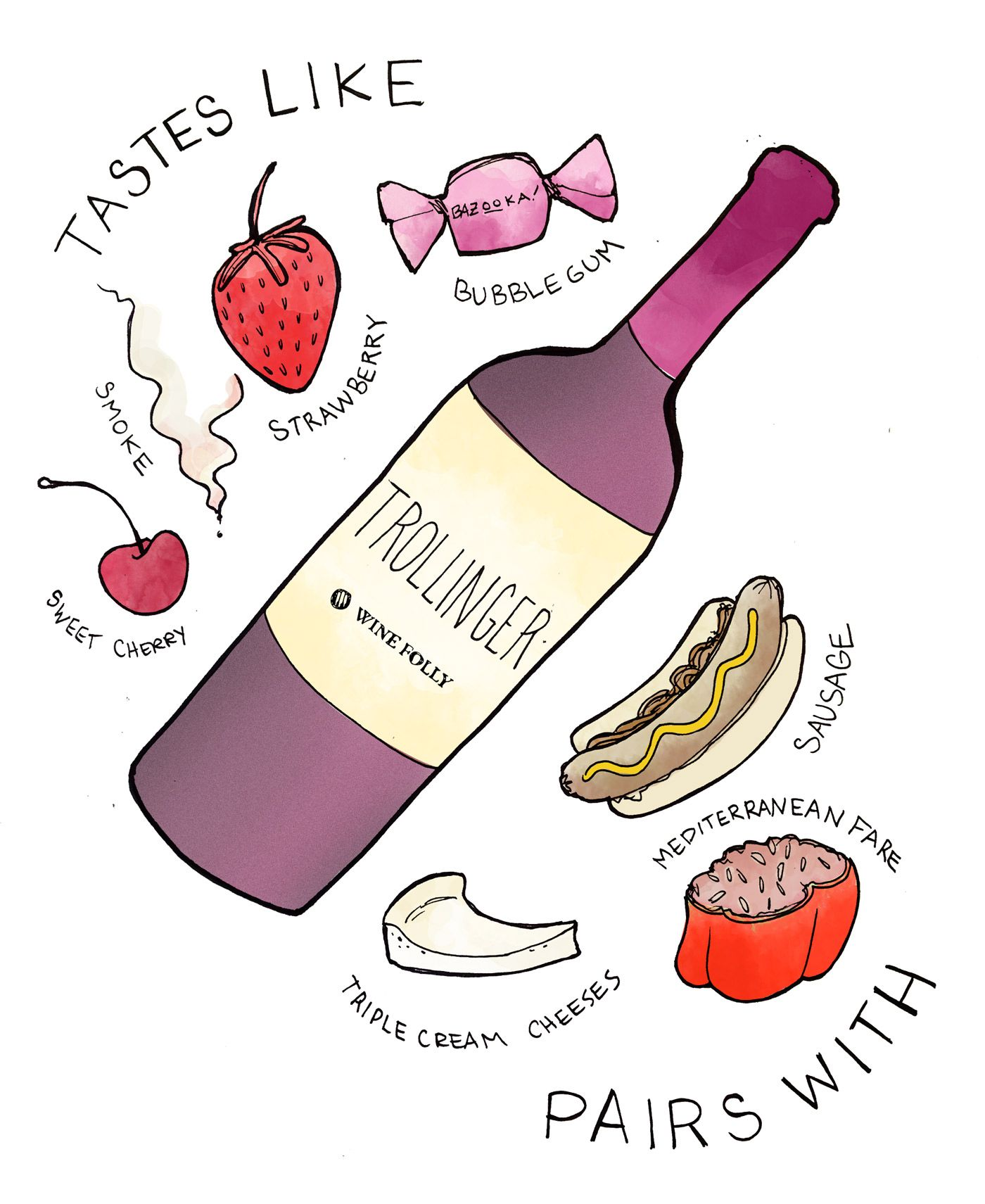 3 German Red Wines That Are Meant For Summer.