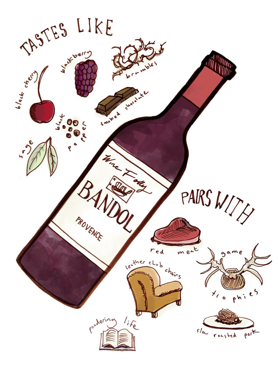 4 Wines To Try from Provence.