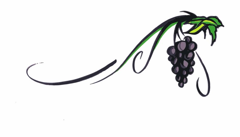 Grape Clipart Vine Clip Art.