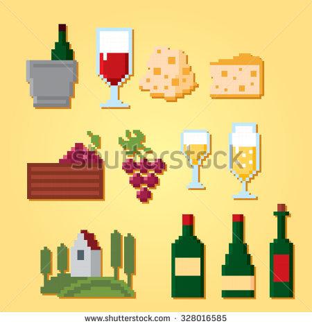 Wine Growing Stock Vectors & Vector Clip Art.
