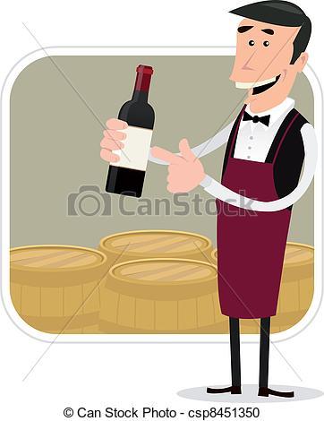 Winemaker clipart #20