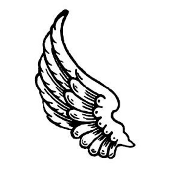 Angel wings halo and angel wing clipart clipart kid.
