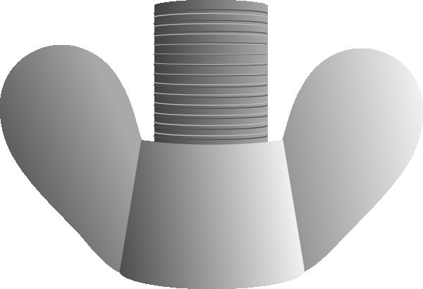 Wingnut Clipart.