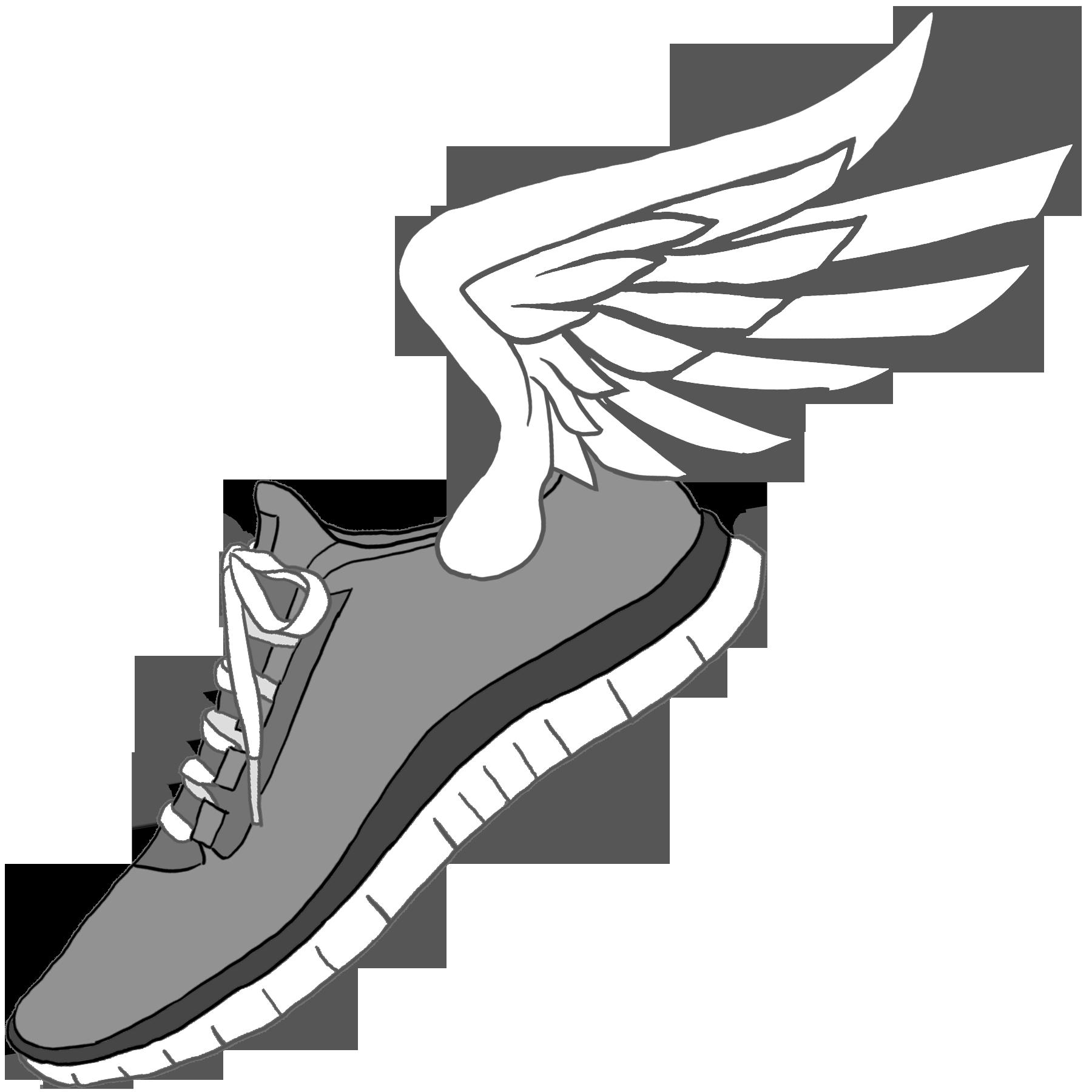 Sneakers Cartoon Drawing Shoe Clip art.