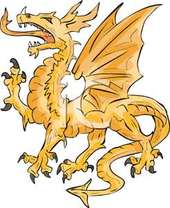 An_Large_Winged_Dragon_Royalty_Free_Clipart_Picture_090822.