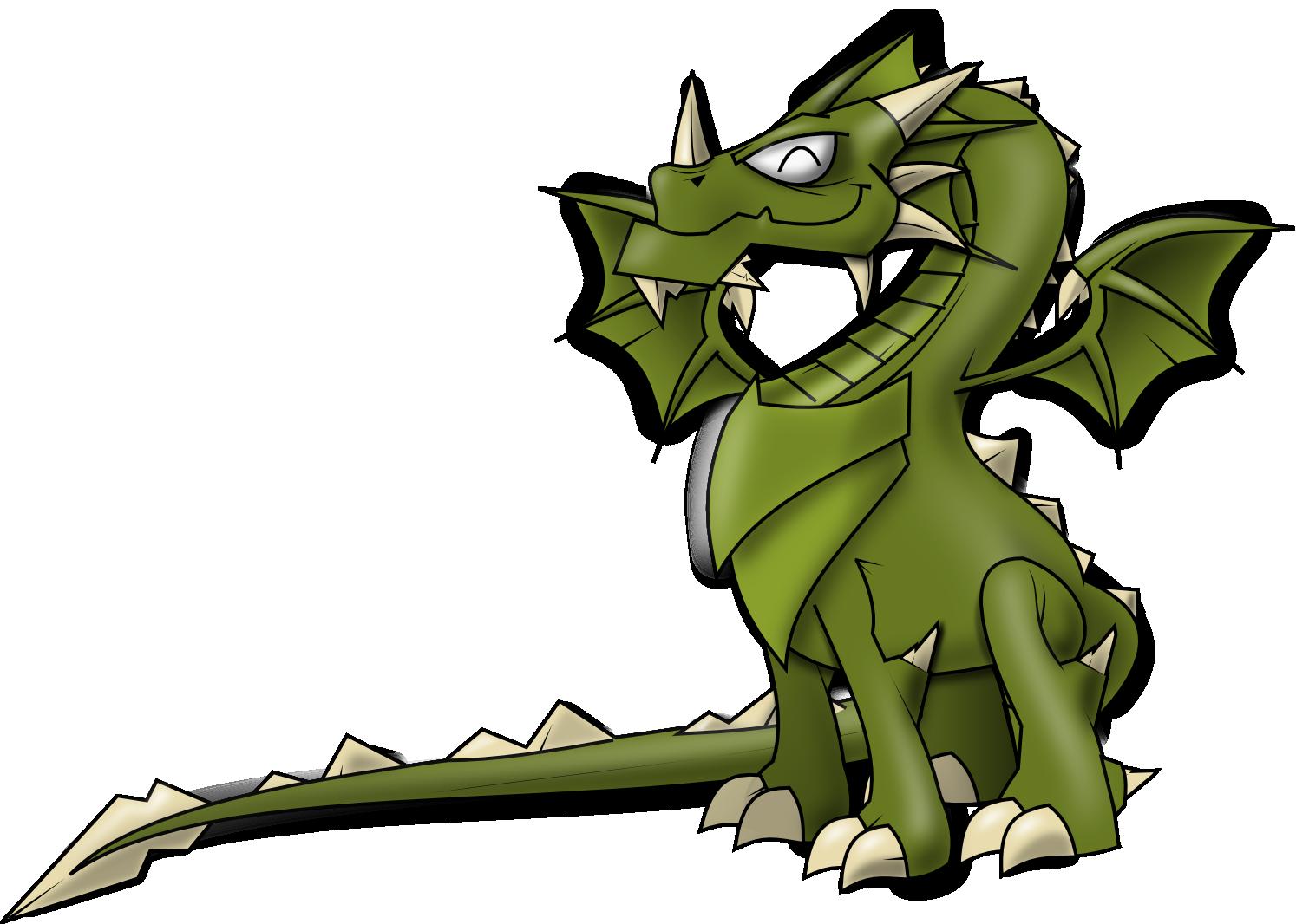 Free to Use & Public Domain Dragon Clip Art.