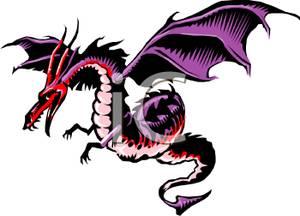 Winged Dragon.