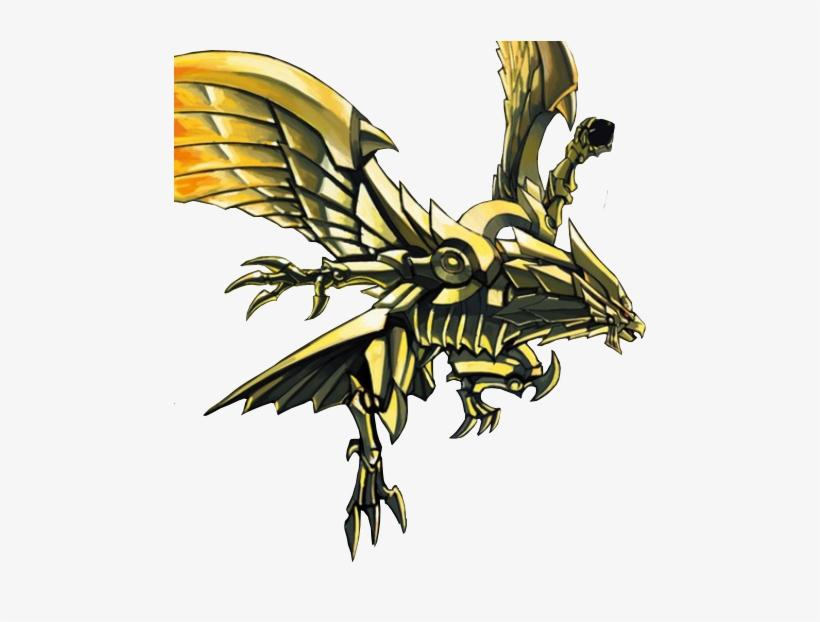 The Winged Dragonof Ra.