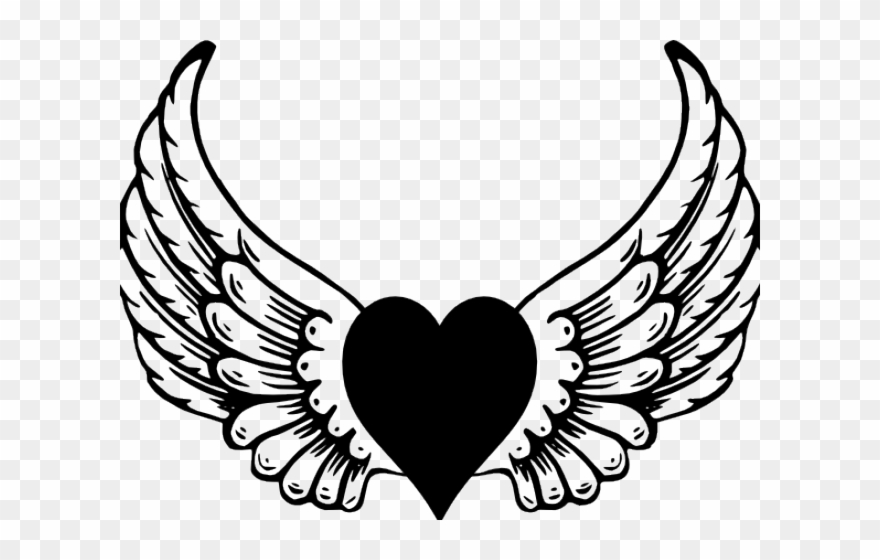 Halo Clipart Angel's Wing.