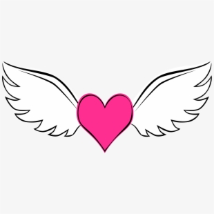 Pictures Of Hearts With Wings.