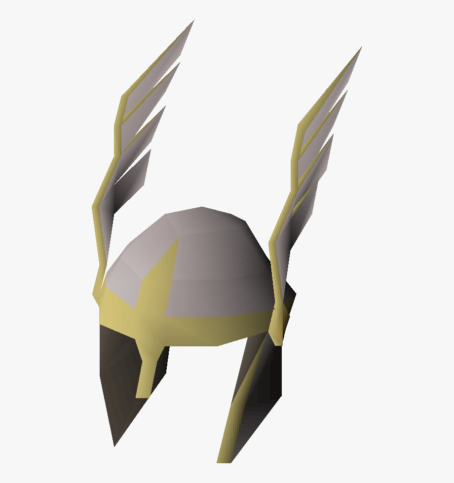 Thor Clipart Winged Helmet.