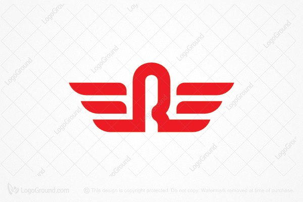 Exclusive Logo 160524, Winged R Logo.