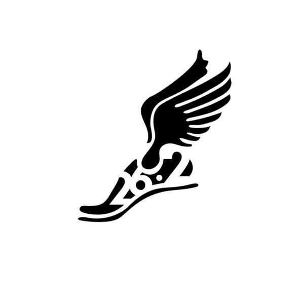 39 Awesome running tattoos marathoners images.
