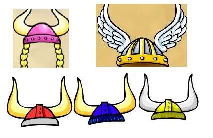 Clipart Viking Hat.