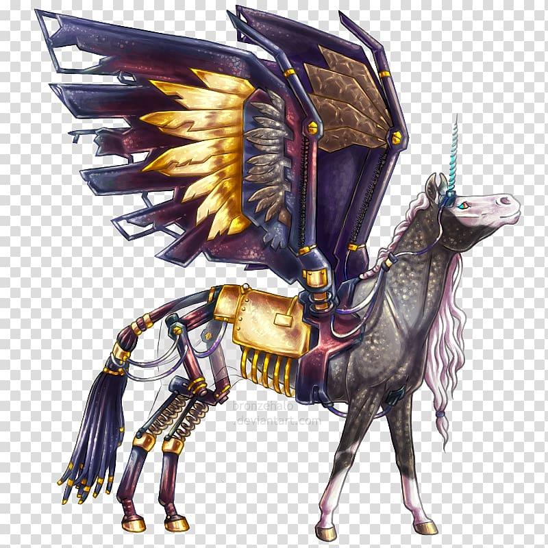Flying horses Uniborg, Flying Horses transparent background.