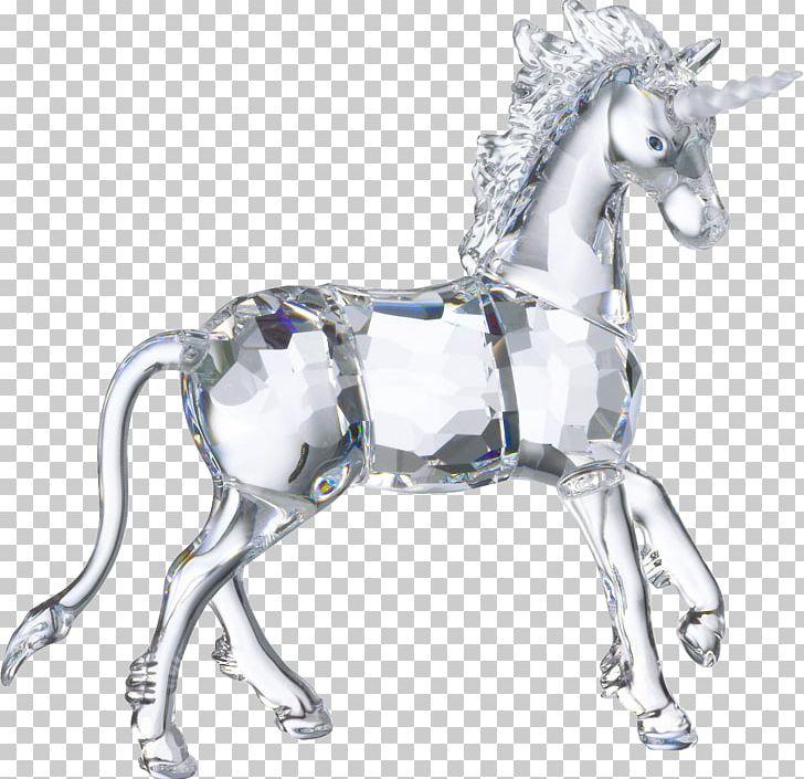 Swarovski AG Unicorn The Glass Menagerie Crystal Tom.