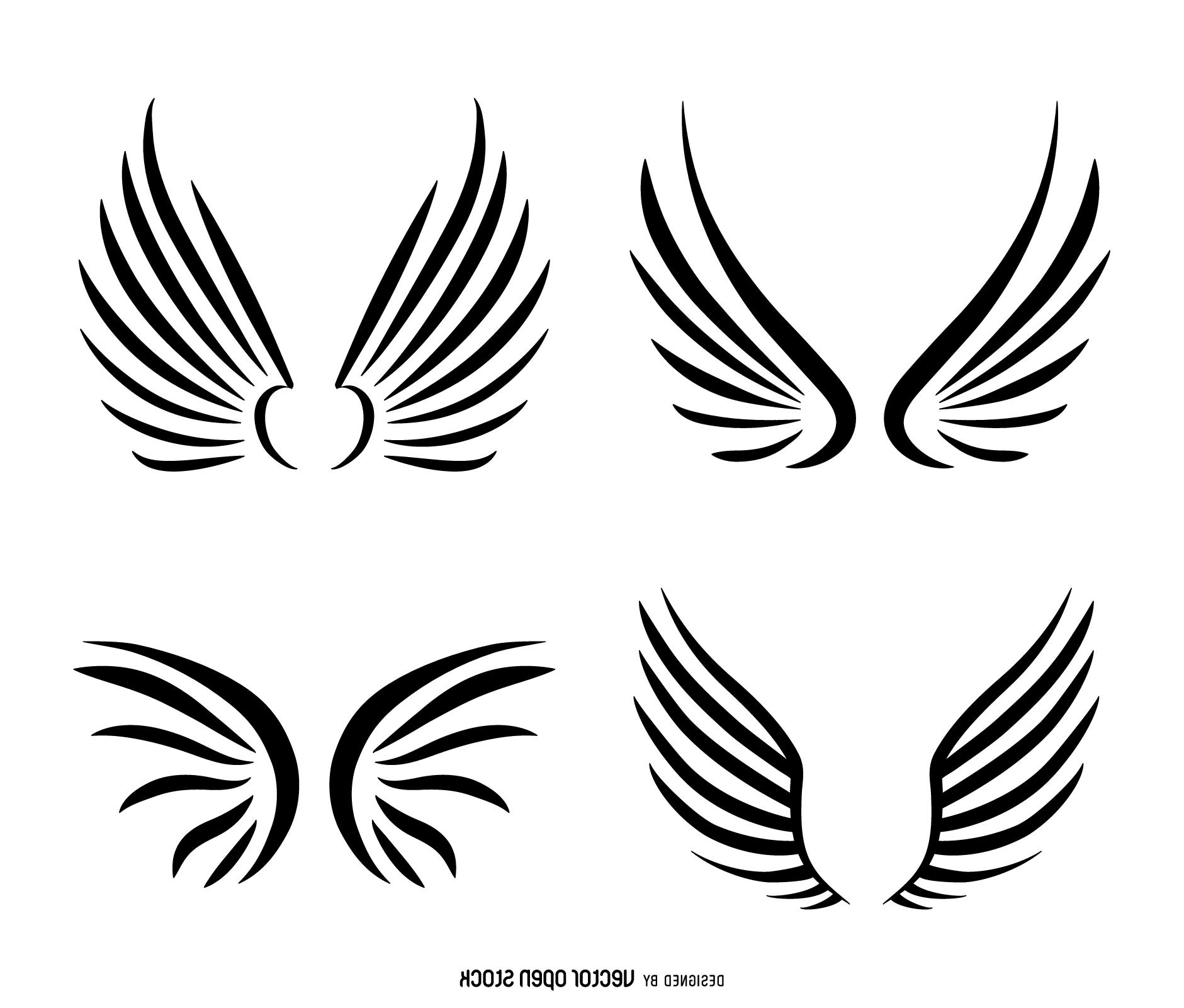 Top Vector Wings Clip Art Photos » Free Vector Art, Images, Graphics.