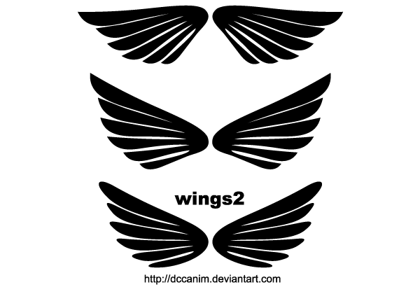 Wings Clipart.