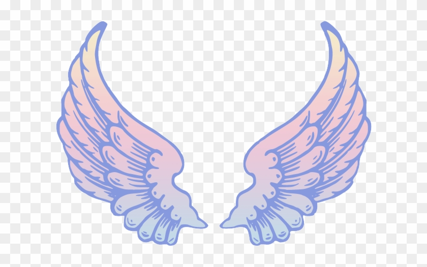 Angel Wings Clipart Siewalls Co Public Domain.