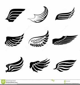 Eagle Wings Clipart Free.