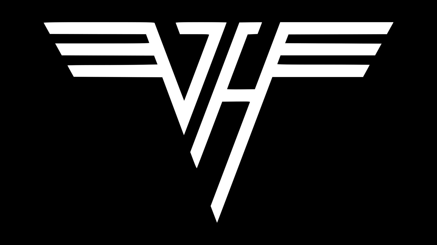 Meaning Van Halen logo and symbol.