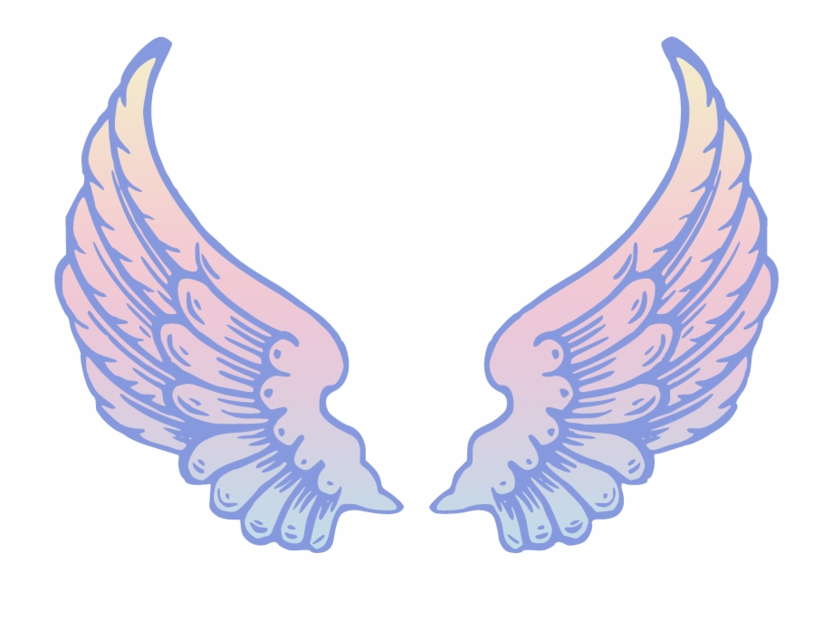 Angel Wings Lightwing Co Page Octopus Clipart Angel.