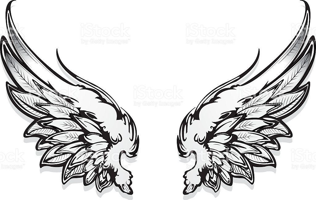 Wings ornament on the bridge.