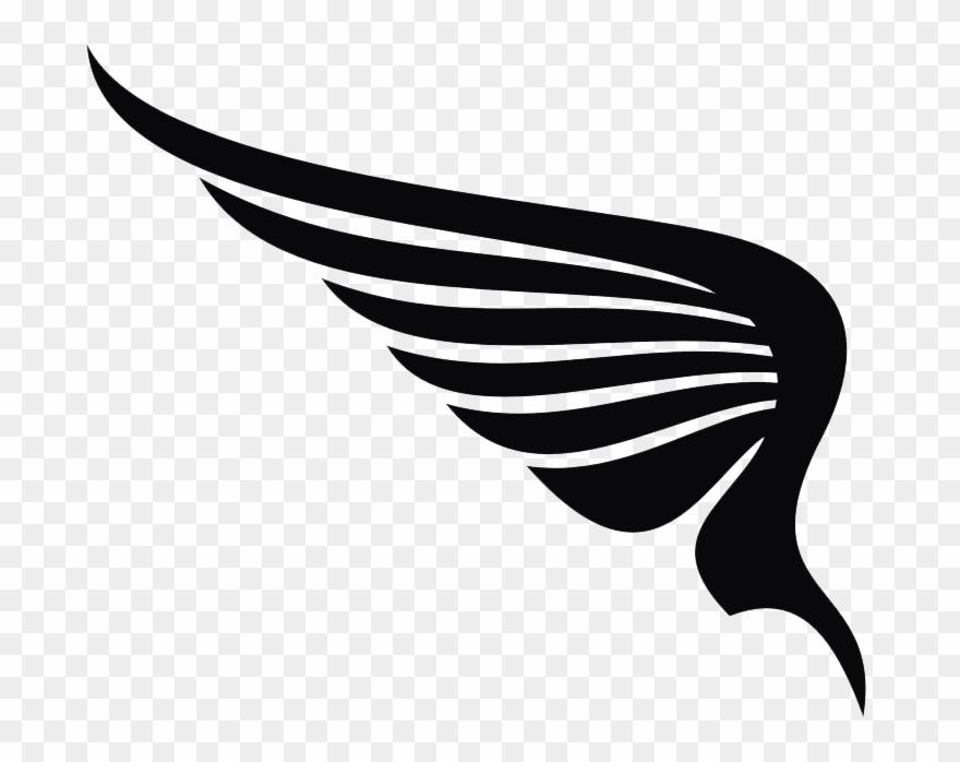 Vector Wings Clipart Clip Art.
