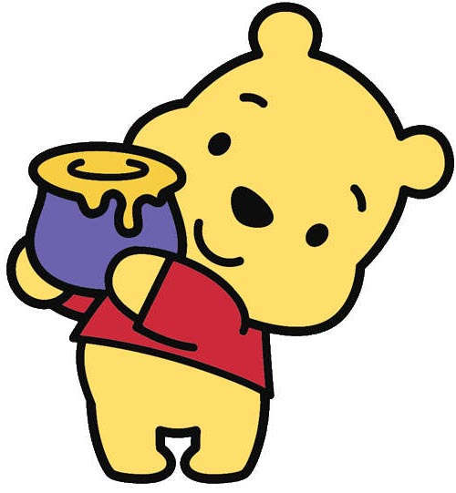 Winnie The Pooh Clipart & Free Winnie The Pooh Clipart.png.
