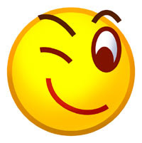 Wink clipart 2 » Clipart Station.