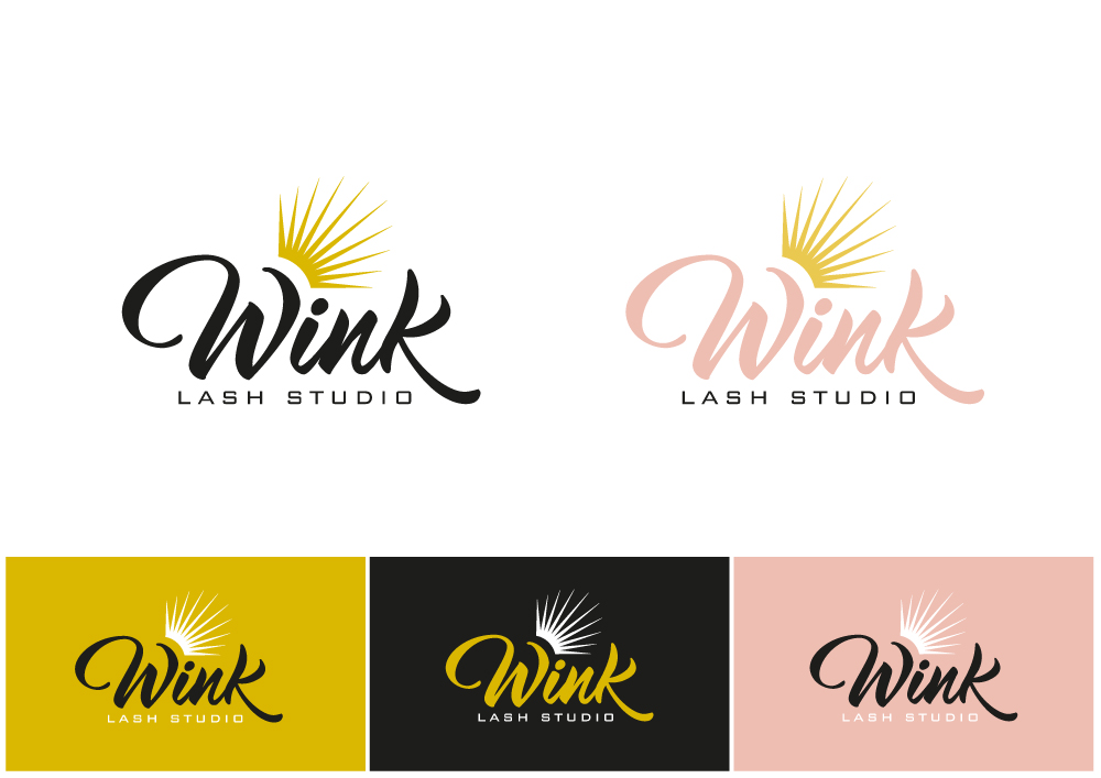 Elegant, Playful, Beauty Salon Logo Design for You can use.