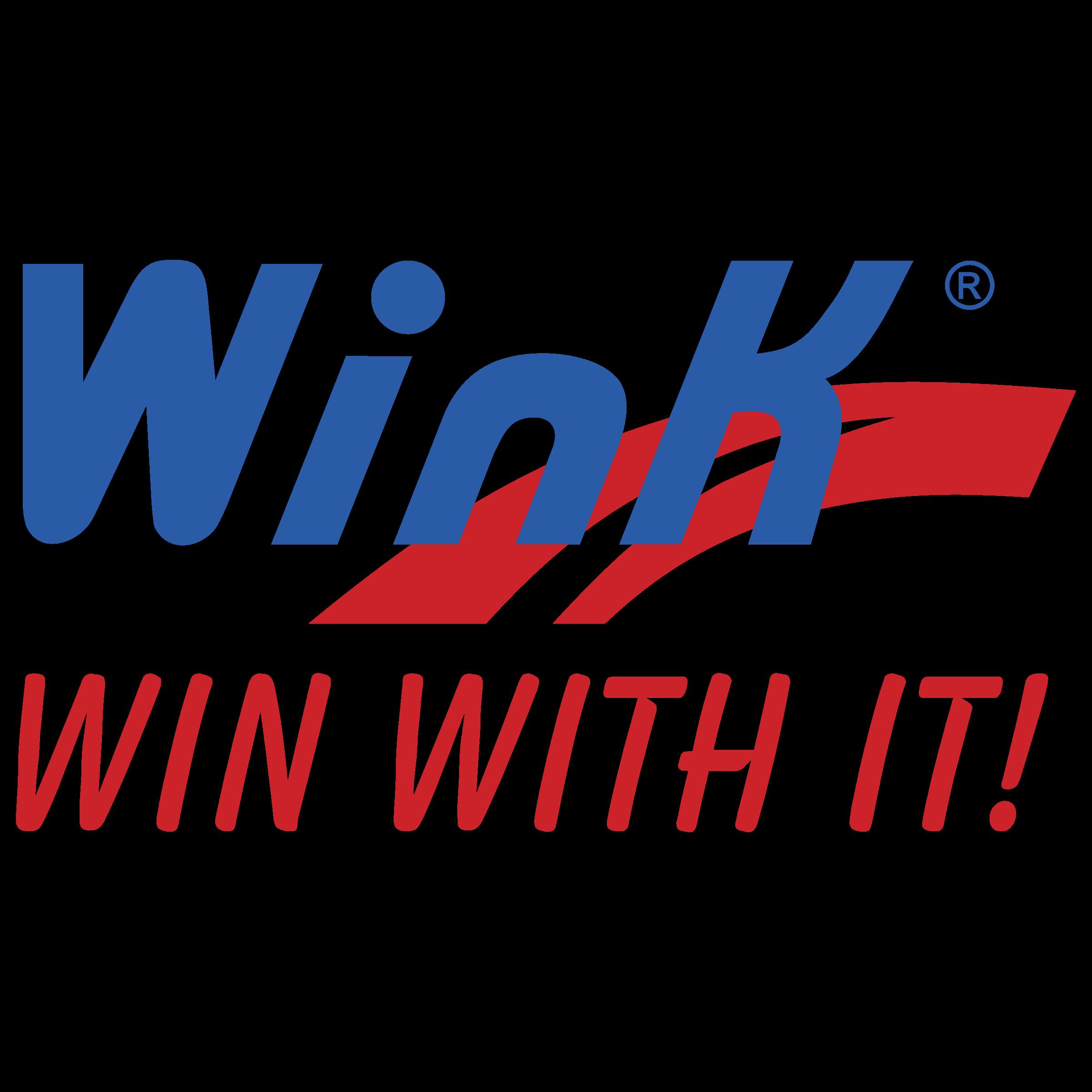 Wink Logo PNG Transparent & SVG Vector.