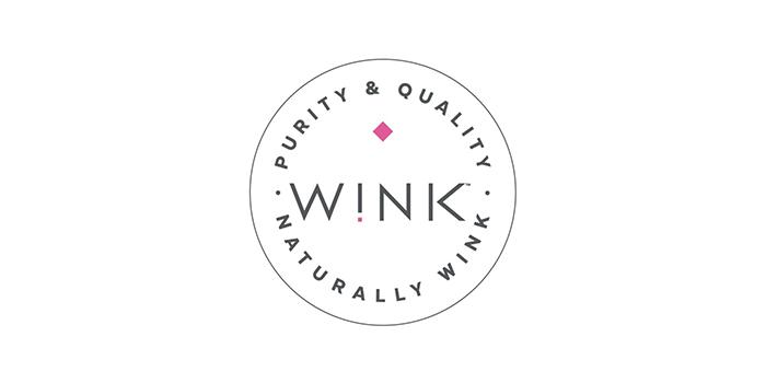 Wink.